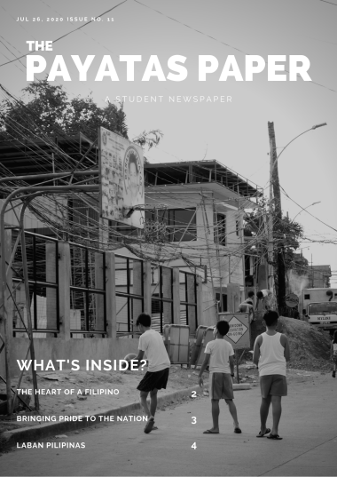 The Payatas Paper Issue 11